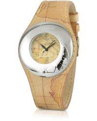Alviero Martini 1a Classe 1A Prima Classe - Ladies' Geo Dial And Strap Bracelet Watch - Lyst