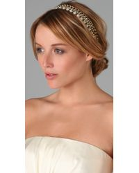 Dauphines of New York - The Red Carpet Headband - Lyst