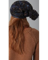 Marc By Marc Jacobs - Tito Hand Knit Hat - Lyst
