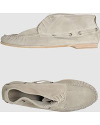 NDC Hightop Dress Shoe - Lyst