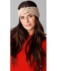 Rag & Bone - Scarborough Headband - Lyst