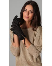 Rag & Bone Ivydale Gloves - Lyst