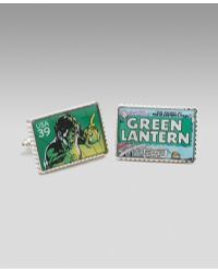 Ravi Ratan - Green Lantern Cuff Links - Lyst