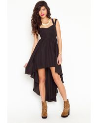 Nasty Gal Say You Will Dress - Lyst