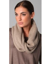 Vince - Cashmere Infinity Scarf - Lyst