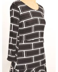 Olivia Rubin - Katie Long Sleeve T Shirt Dress By - Lyst