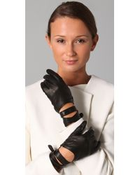 3.1 Phillip Lim - Meggie Driving Gloves - Lyst