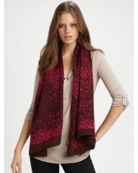 Marc By Marc Jacobs Jungle Scarf - Lyst