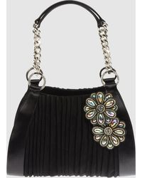 Rene Caovilla Medium Leather Bags - Black