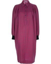Guy Laroche - Vintage Shirt Dress - Lyst