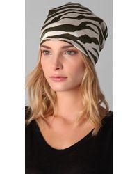 Eugenia Kim Gigi Headscarf - Green