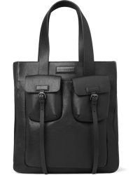 Marc By Marc Jacobs - Full Grain Leather Tote Bag - Lyst