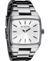 Nixon The Manual Ii Bracelet Watch - Lyst