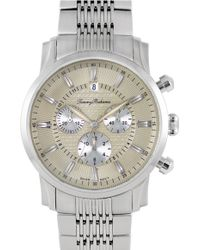 Tommy Bahama | Brisbane Chronograph Bracelet Watch | Lyst