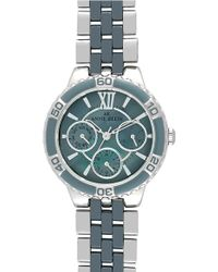 Ak Anne Klein | Ceramic Link Bracelet Watch | Lyst