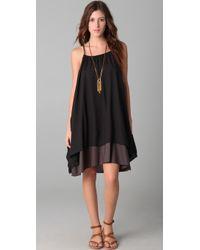 Brette Sandler Swimwear | Nikki Tank Cover Up Dress | Lyst