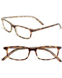Kate Spade 'Jodie' 48Mm Reading Glasses - Havana Green - Lyst