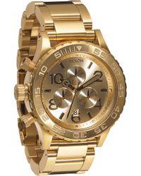 Nixon Chrono Watch - Lyst
