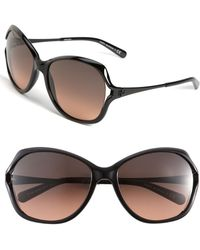 Tory Burch Open Lens Butterfly Sunglasses Online Exclusive - Lyst