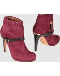Vanessa Bruno Ankle Boots - Lyst