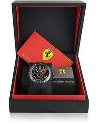 Ferrari - Black Jumbo 150th Anniversary Watch - Lyst