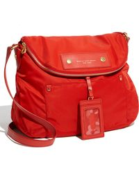 Marc By Marc Jacobs Preppy Nylon Sasha Crossbody Bag - Lyst