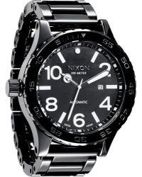 Nixon The 51-30 Automatic Ceramic Watch - Lyst