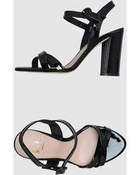 Festamilano High Heeled Sandals - Lyst