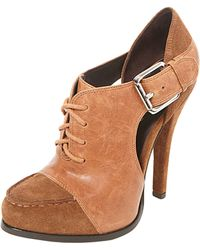 Elizabeth and James - Lace-up Bootie - Lyst