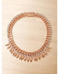 Mawi - Womens Stud Necklace - Lyst