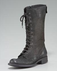 Vera Wang Lavender - Rafael Lace-up Boot - Lyst