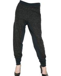 Twenty8Twelve - Recycled Melange Fleece Trousers - Lyst