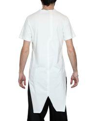 Dead Meat - Star Raw Cut Jersey Tail T-shirt - Lyst