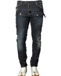 DSquared² 16.5cm Cool Guy Lightweight Jeans - Lyst