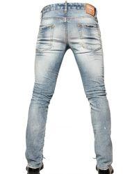 DSquared² 19cm Denim Slim Fit Jeans - Lyst