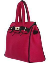 Leghilà - B-bag Small Neoprene Top Handle - Lyst