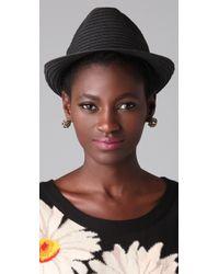 Sonia Rykiel - Fedora Hat - Lyst