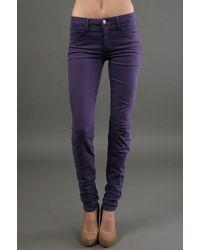 Joe's Jeans Skinny Pant in Plumeria - Lyst