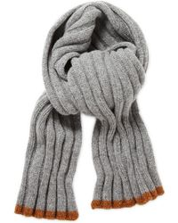 Margaret Howell - Mhl Chunky Wool Scarf - Lyst