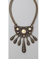 Vanessa Mooney - Cleodora Short Necklace - Lyst