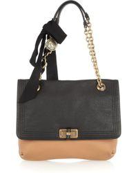 Lanvin Happy Medium Leather Shoulder Bag - Lyst