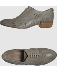 Obeline  Laced Shoes - Lyst