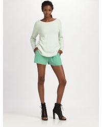 Acne Studios Ry Angora Knit Sweater - Lyst