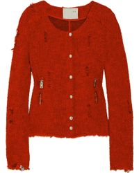 IRO Agnette Jacket - Red
