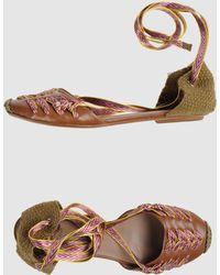 Belle By Sigerson Morrison Sandals - Lyst