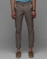 Cheap Monday Slim Chino in Grey - Lyst