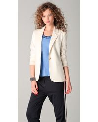 Elizabeth And James Spring Jim Blazer - Lyst