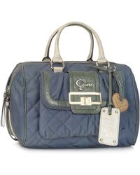 Guess Groovy - Multicolor Satchel Bag - Lyst