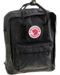 J.Crew Fjällräven® Classic Kanken Backpack black - Lyst