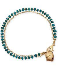 Astley Clarke Little Parcel Friendship Bracelet - Lyst